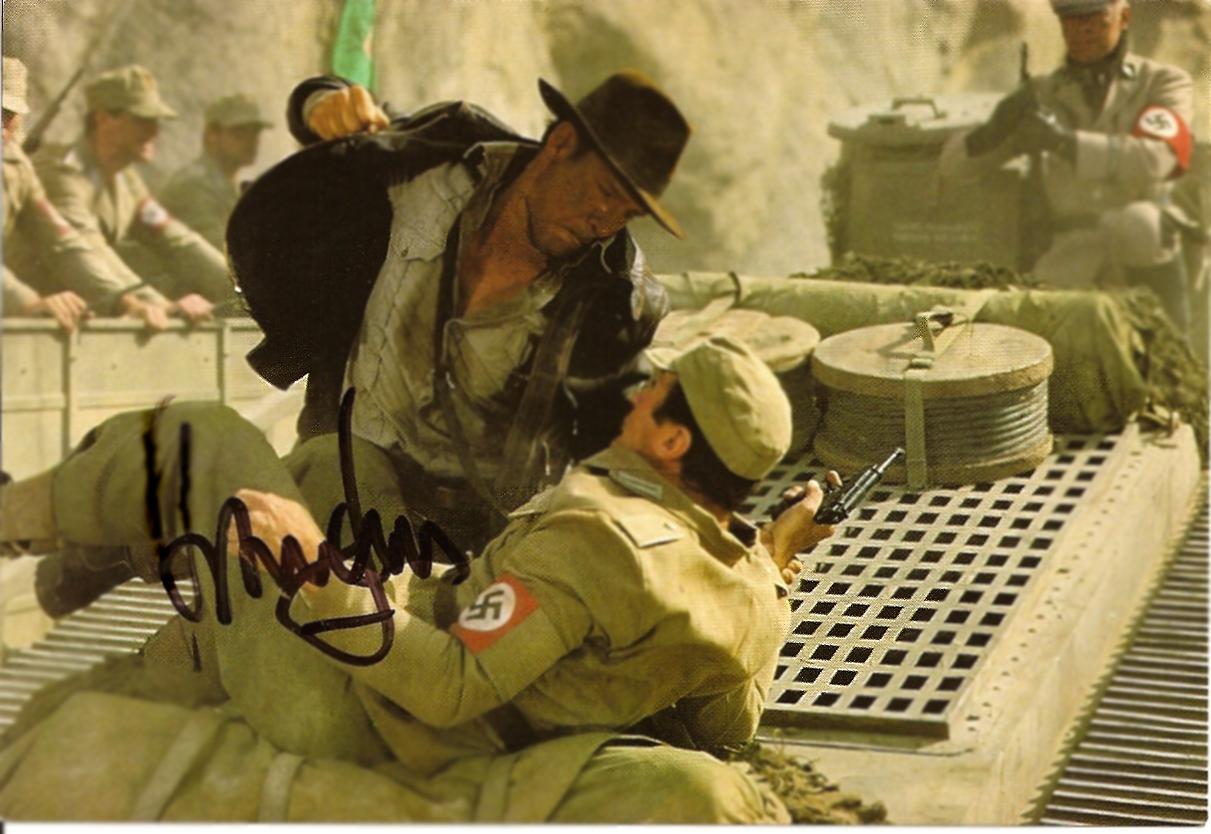 Signature Harrison Ford Harrison Ford