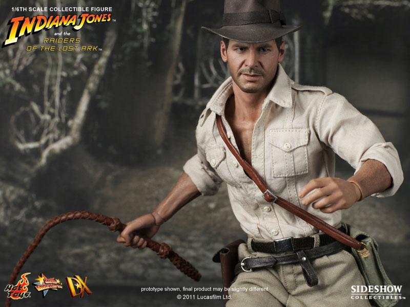 Hot Toys Raiders of the Lost Ark INDIANA JONES DX05 Figure 1//6 HEADSCARF