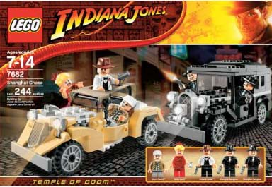 lego indiana jones sets instructions